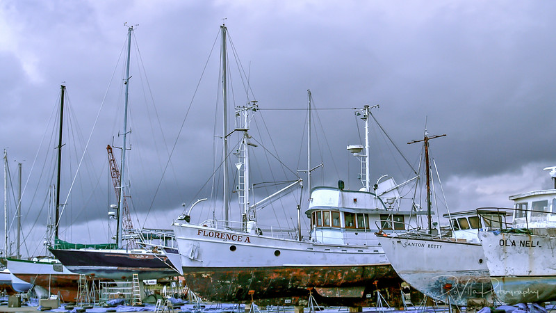 Boats, Ships and Marinas