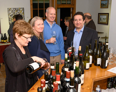 2018 ASF Annual Wine Tasting & Art Auction at Windham Fine Arts Gallery  on Main St, Windham, NY 12496