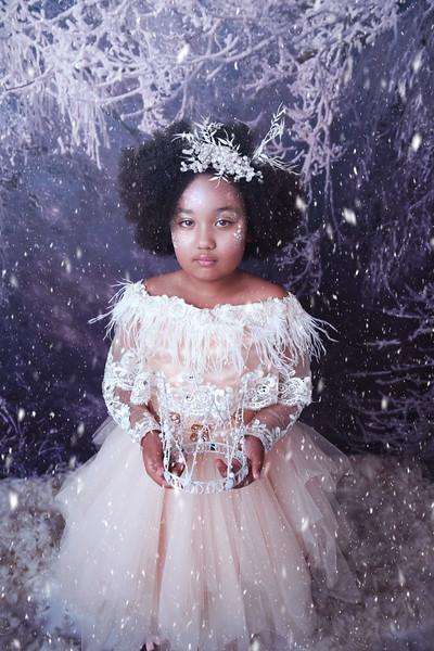 Snow Fairy: Takeisha