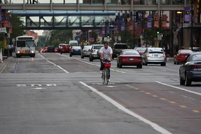 Biking Commuters