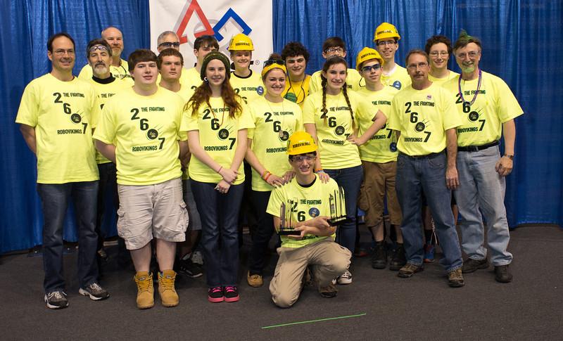 FIRST  - FRC VA Regional March 20 Teams for JB