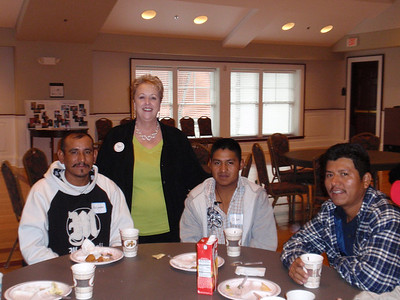 Migrant Ministry Farmworker CGS Visit - October 18