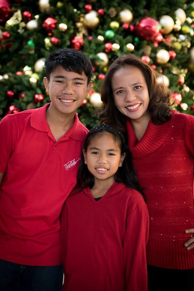Arcega Family