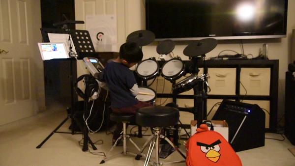 2016-01 Drum Practice