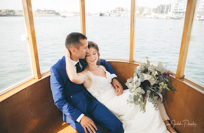 Amanda & Brian - Wedding Ceremony | Delta Hotels Marriott, Victoria Ocean Pointe Resort, Victoria BC.