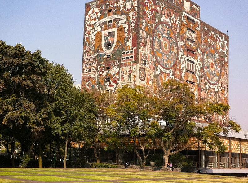 UNAM Campus (Universidad Nacional Autónoma de México), Mexico City