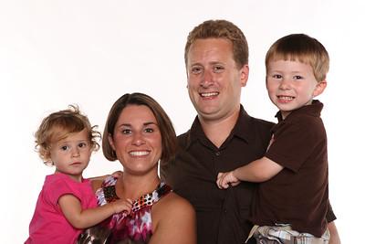 Martin Family 2010