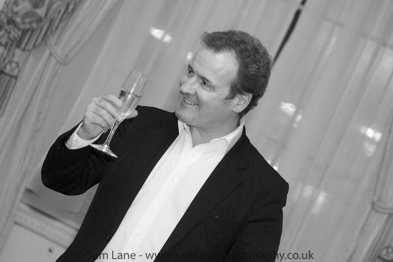 Tony Hall 50th Birthday