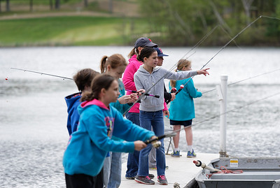 2016-05-15 - Girl Scout Fishing