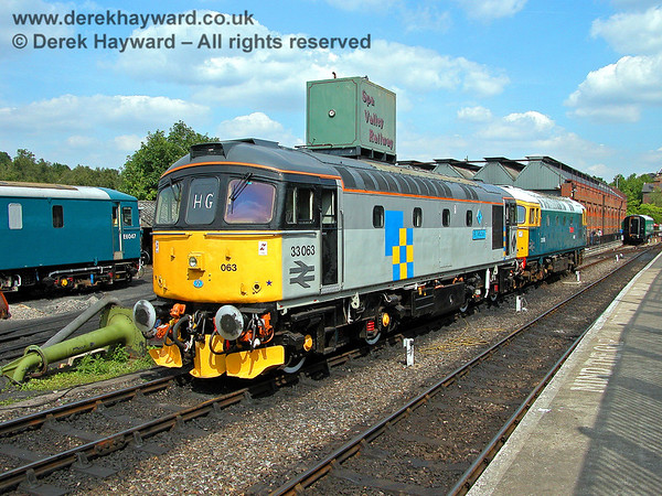 Spa Valley Railway - Diesel Locomotives