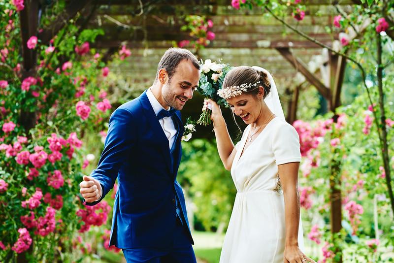 Morgane & Antoine- un mariage en Normandie