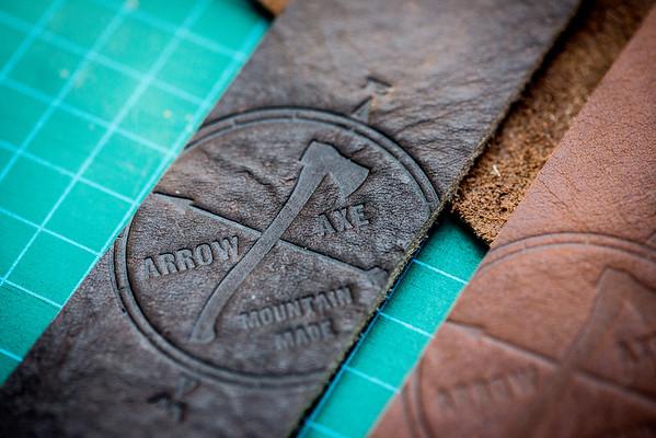 Arrow & Axe