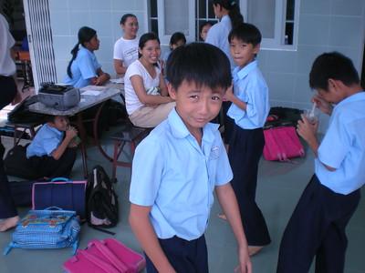 Saigon - Anh Linh School