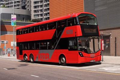Bus Operators in Hong Kong (Update 25.11.2019)