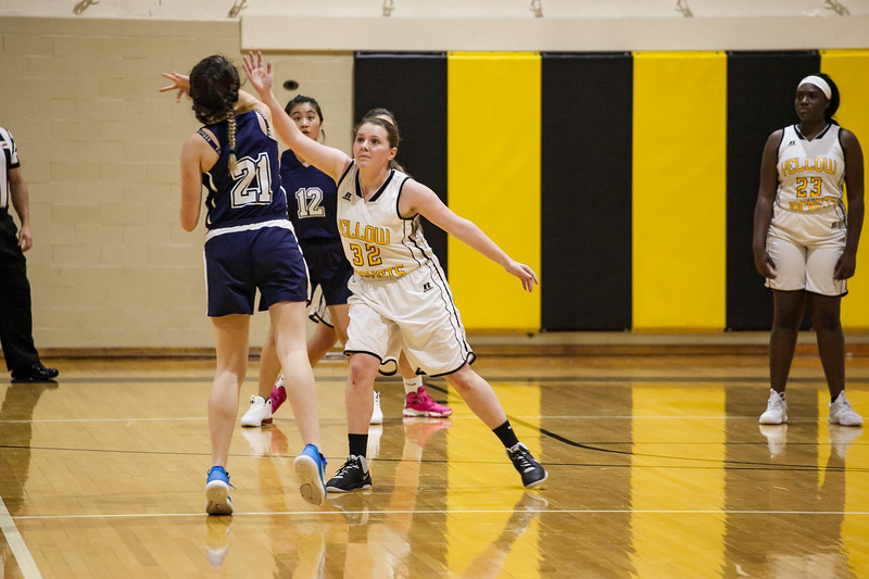 Varsity Girls Basketball 12-17
