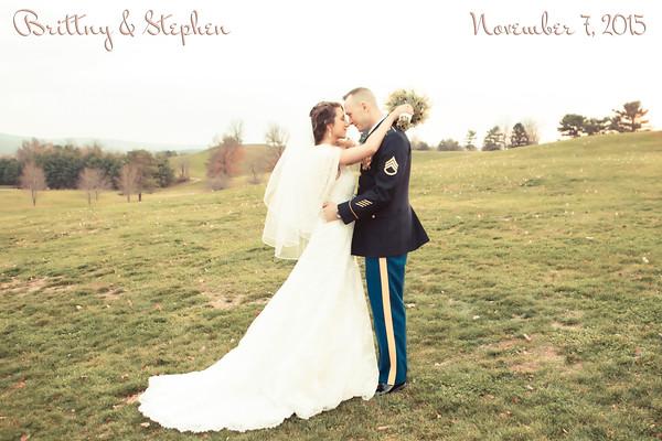 Brittny & Stephen