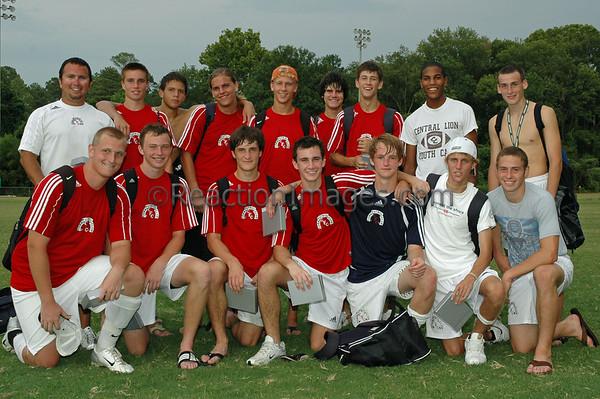 CFC U-18/19 Gold 2007