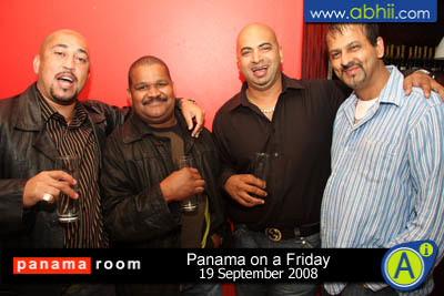 Panama - 19th September 2008