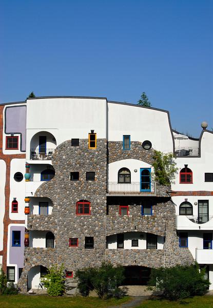 Steinhaus (Stone House), Bad Blumau, Austria