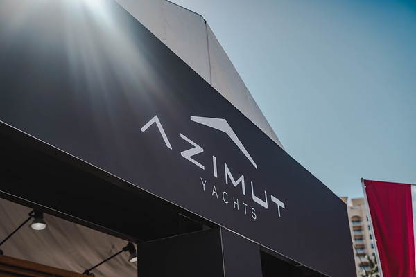 2021 Azimut Booth Palm Beach Boat Show