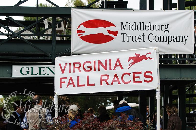 2012 Virginia Fall Races