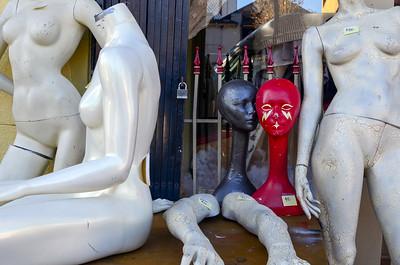 Mannequin sale in San Jose