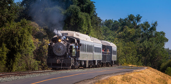 Excursion Trains SSRR