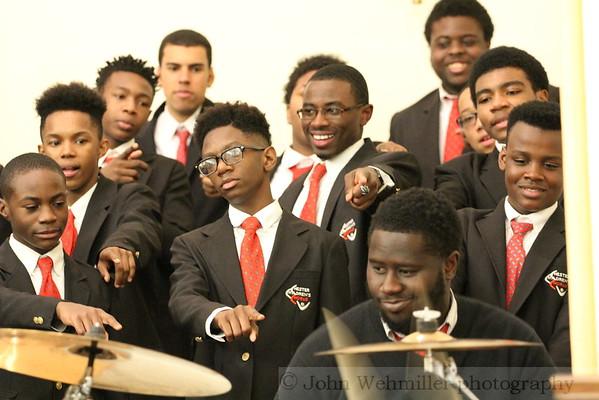CCC MLK Celebration Chester PA 1/18/16