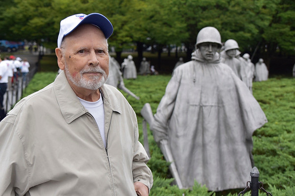 8. KOREAN MEMORIAL BY RON BUTEAU