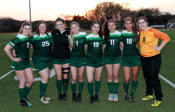 Naaman Forest Womens Soccer