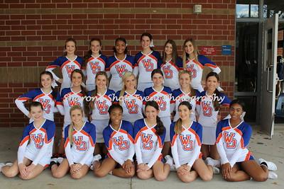Large Varsity All Girl West Orange HS