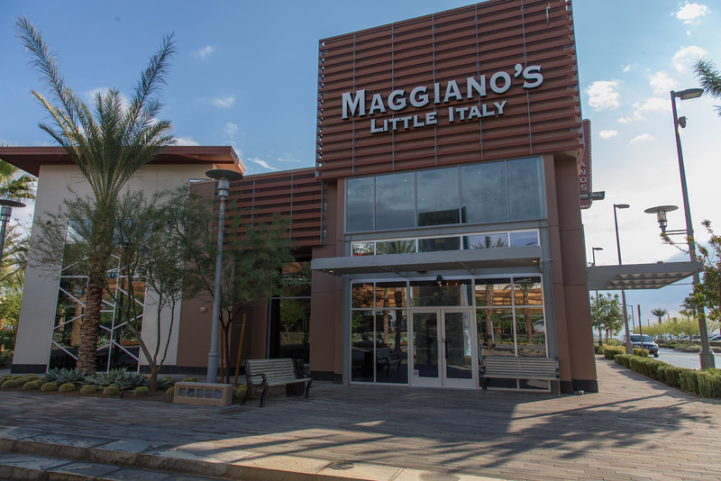 Maggiano's Las Vegas Grand Opening