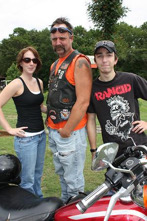 Bike Ride with Samantha & Phillip 7/18/09