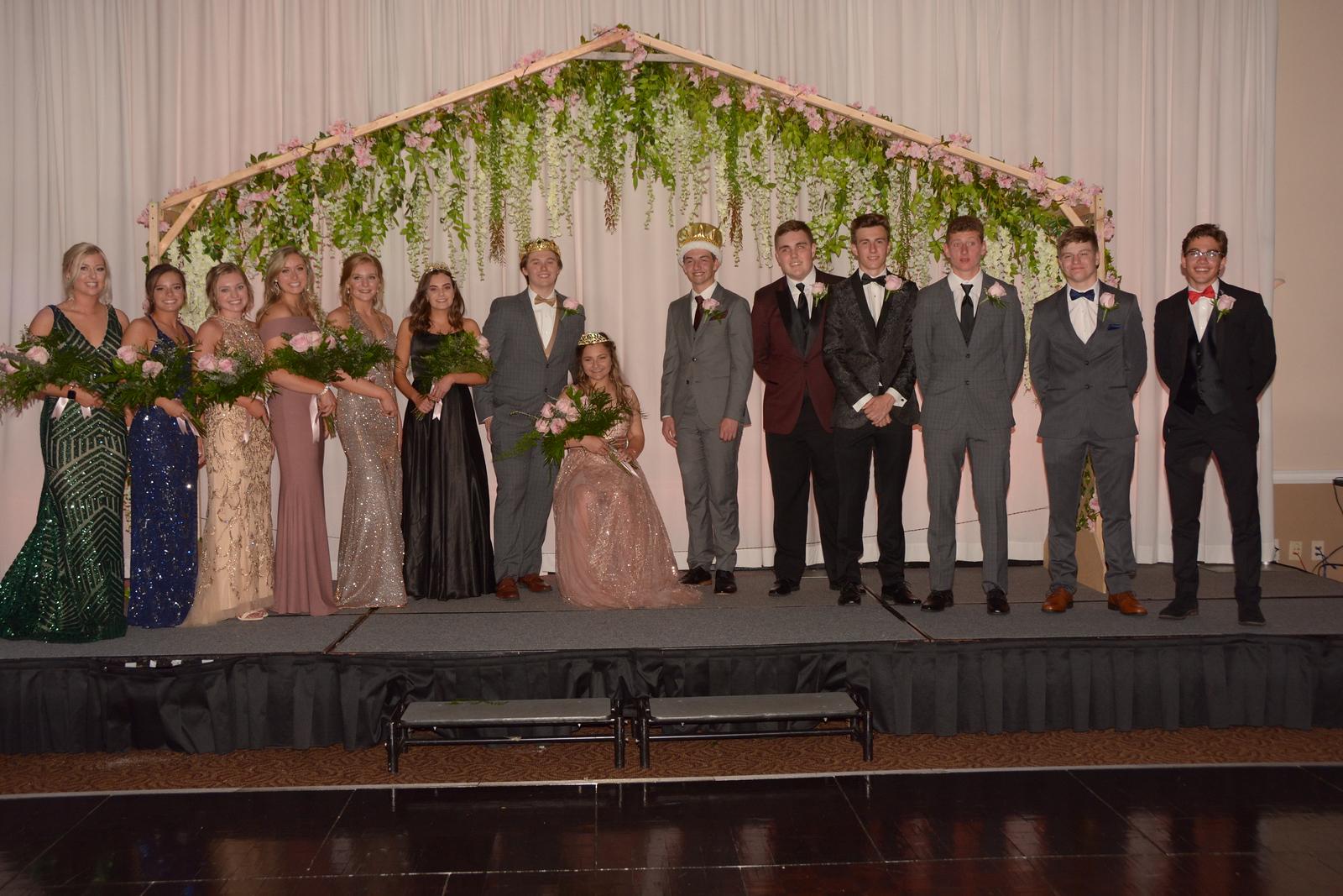 Waterloo High School Prom 2019
