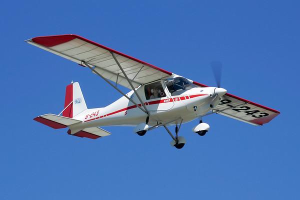 9-243 - Comco Ikarus C-42/B Cyclone
