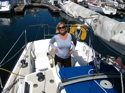 Sailing from King Harbor