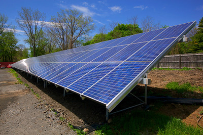 Select solar energy