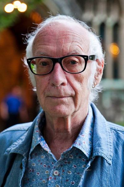 Poet Roger McGough