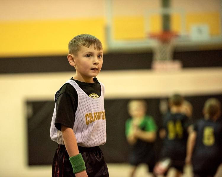 Travis' Basketball Game 1-5-2019