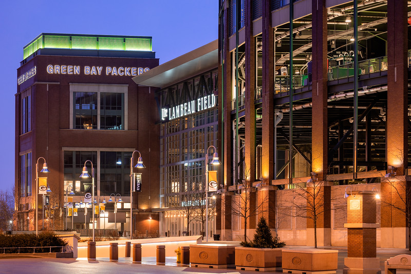 Lambeau Field, Green Bay, WI