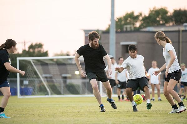 Soccer: Outdoor