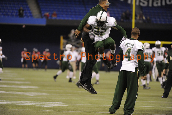 NCAA International Bowl 2010