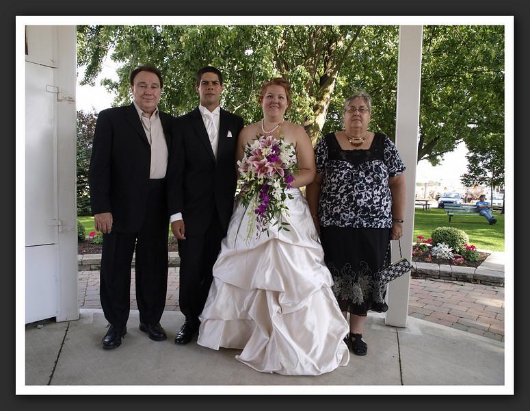Bridal Party Family Shots at Stayner Gazebo 2009 08-29 053 .jpg