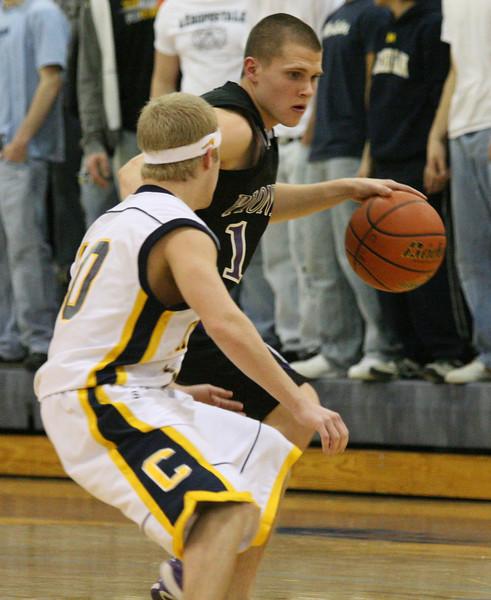 Pioneer at Chelsea basketball 2007