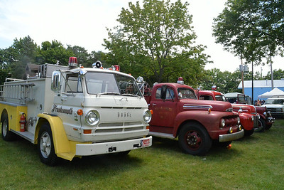 Frankenmuth Fire Muster 2014