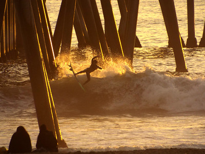 1/2/20 * DAILY SURFING PHOTOS * H.B. PIER * AFTERNOON SESSION
