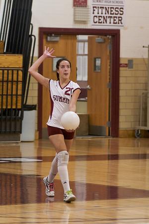 SHS Girls Volleyball 2009