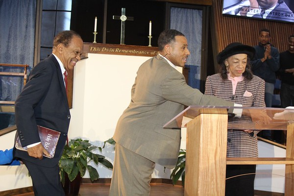 Rev Fauntroy day 2017 & Tiffany Paige Book Signing Feb 2018