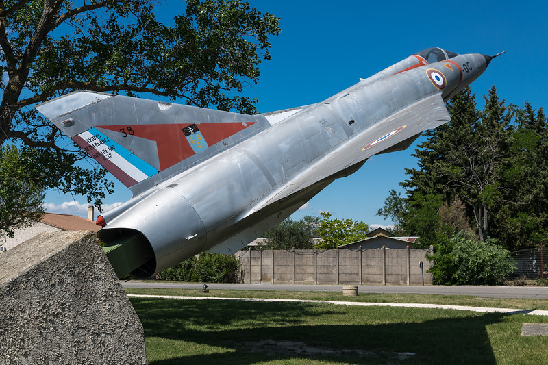 FAF EC02.005 / Dassault Mirage IIIC / 38 5-OC