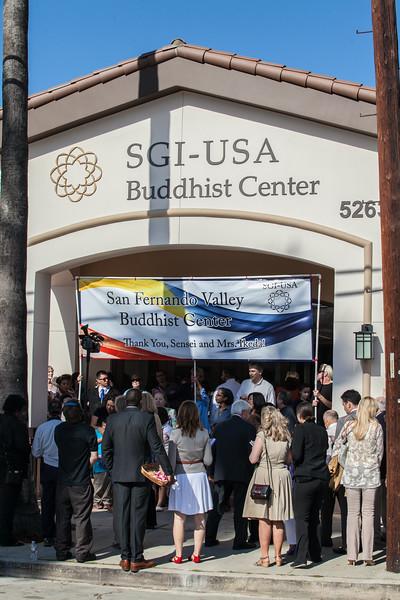 NOHO center opening